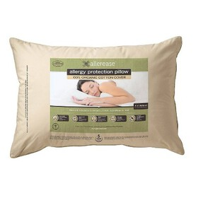 AllerEase Naturals Pillow - White