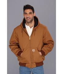 Carhartt Big & Tall QFL Duck Active Jacket