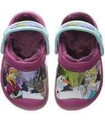 Crocs Kids Frozen Lined Clog (Toddler/Little Kid)