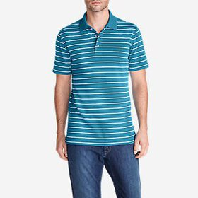 Men's Voyager II Performance Short-Sleeve Polo