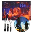 Star Wars Cloud City Dinner Set