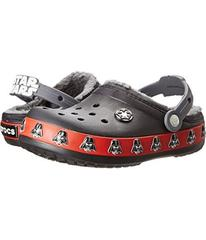 Crocs Kids CB Darth Vader Lined Clog (Toddler/Litt