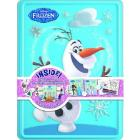 Disney Frozen Happy Tin Olaf Activity and Coloring