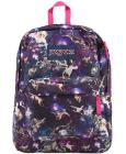 Jansport Superbreak Backpack, Multi Astro Kitty