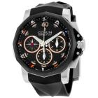 Corum Admirals Cup Black Dial Chronograph Men's Au