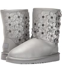UGG Classic Short Flora (Little Kid/Big Kid)