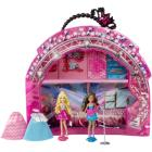 Barbie™ in Rock 'N Royals Small Doll Play Se