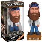Funko Duck Dynasty Talking Willie Robertson Wacky
