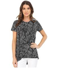 Vince Camuto Short Sleeve Scattered Fragments High