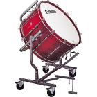 Ludwig Concert Mounted Bass Drum - Drum Only