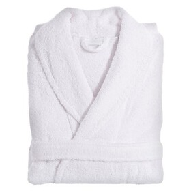 Terry Cloth Bathrobe Unisex Linum Home