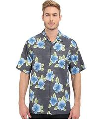 Tommy Bahama Etched in Time Camp Shirt