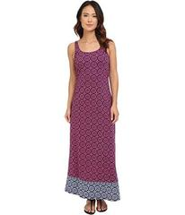 Tommy Bahama Lace Medallion Long Tank Dress Cover-