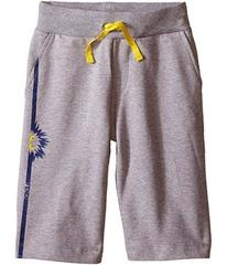 Fendi Sweat Shorts with Monster Detail (Little Kid