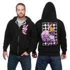 No Game No Life Sora & Shiro Hoodie - Exclusive