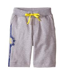 Fendi Sweat Shorts with Monster Detail (Toddler)