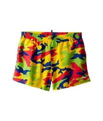 Dsquared2 Camouflage Shorts (Big Kids)