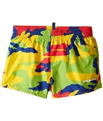 Dsquared2 Camouflage Shorts (Little Kids/Big Kids)