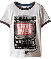Little Marc Jacobs Jersey Tee Shirt Game Over (Tod