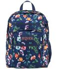 Jansport Big Student Backpack in Multi Navy Mounta