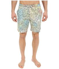 """Quiksilver Ghetto Mix Volley Boardshorts 18"""""""