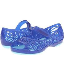 Crocs Isabella Jelly Flat PS (Toddler/Little Kid)