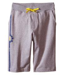 Fendi Sweat Shorts with Monster Detail (Big Kids)