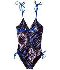 Hurley Tie-Dye One-Piece (Big Kids)