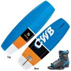CWB Reverb Wakeboard With Venza Bindings