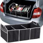 Extra Large Car Auto Trunk Organizer with 3 Compar