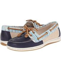Sperry Firefish Raffia Stripe