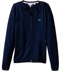 Lacoste Classic 100% Cotton Cardigan (Infant/Toddl