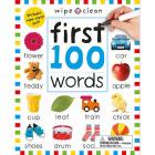 Wipe Clean First 100 Words Book