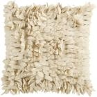 House of Hampton Luanna Ruffle Synthetic Throw Pil