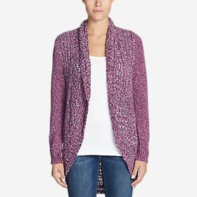 Women's Peakaboo Cardigan Sweater