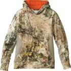 Cabela's Youth Active Layering Hoodie Shirt wi