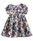 First Impressions Baby Girls' Floral-Print Sc
