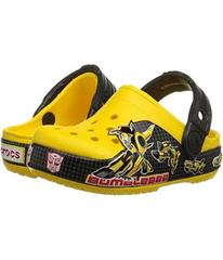 Crocs Kids CB Transformers Bumblebee Clog (Toddler