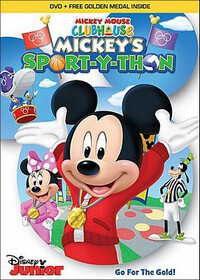 Disney Mickey Mouse Clubhouse: Mickey's Sport-y-th
