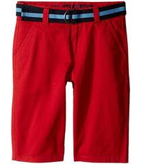Tommy Hilfiger Kids Chester Twill Shorts (Big Kids