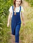 Broderie Dungarees