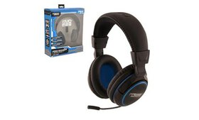 Wired Professional Headset W/ Microphone For Plays