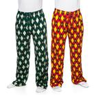 Harry Potter House Argyle Unisex Lounge Pants - Ex