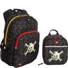 LEGO Skeleton Backpack & Skeleton Lunch Bag