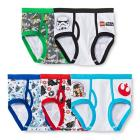 Boys' LEGO Star Wars 5-Pack Classic Briefs - Multi