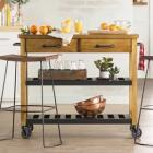 Trent Austin Design Chamberlin Kitchen Cart