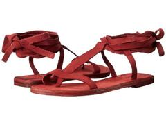 Free People Dahlia Lace-Up Sandal