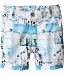 Pumpkin Patch Vacation Snaps Shorts (Infant)