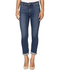 Paige Carter Slim w/ Caballo Inseam in Tanner