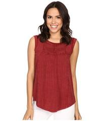 Lucky Brand Washed Knit Top